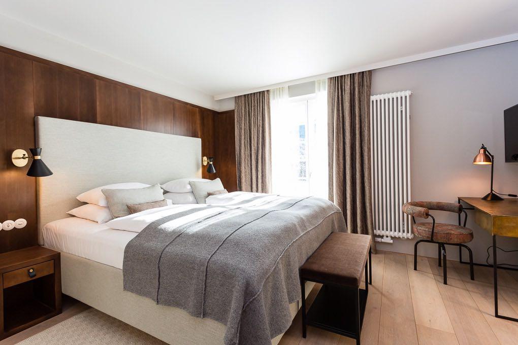 Hotelzimmer Kranzbach Hotelfotografie Anneliese Kompatscher