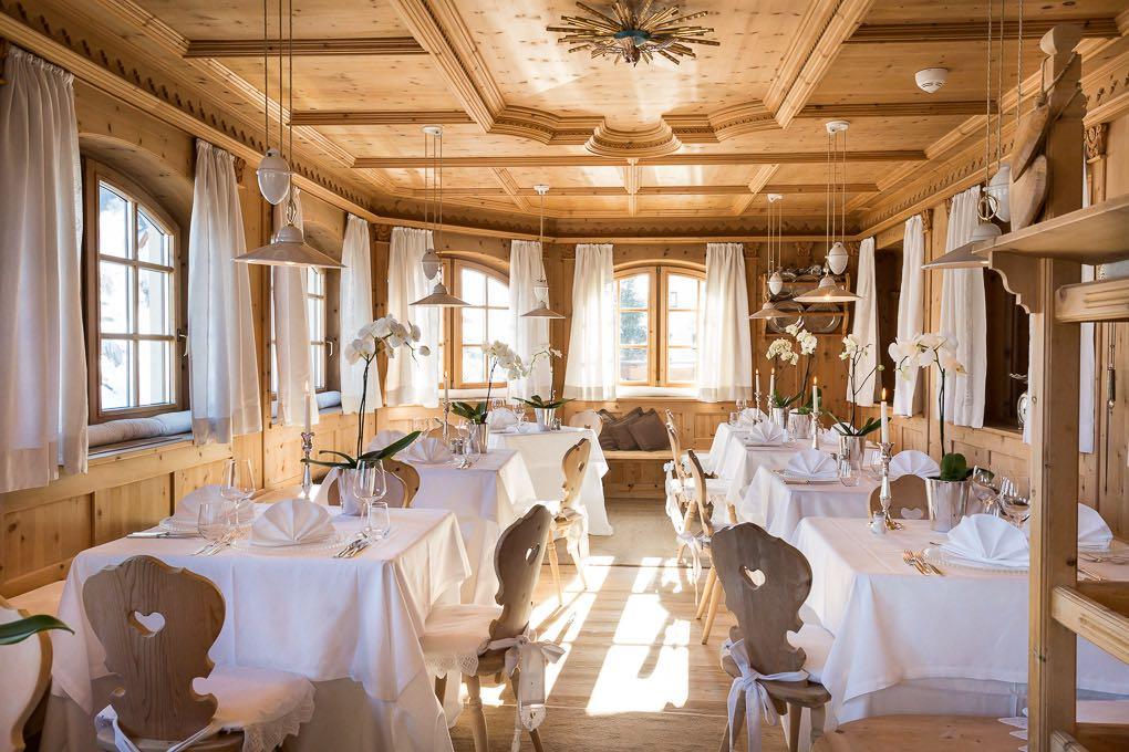 Stube Hotel Mayr Kastelruth