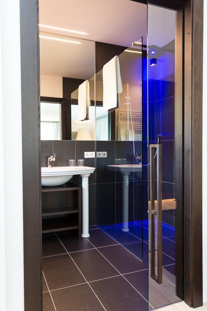Badezimmer Bathroom Hotel Mayr Kastelruth