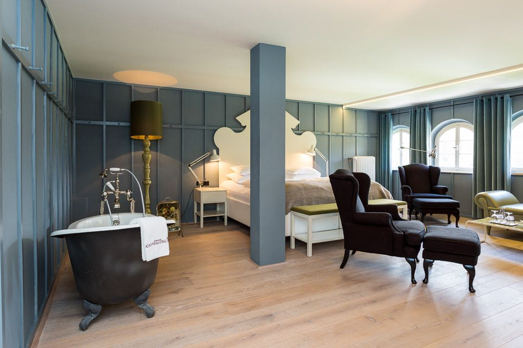 Hotelroom, Das Kranzbach
