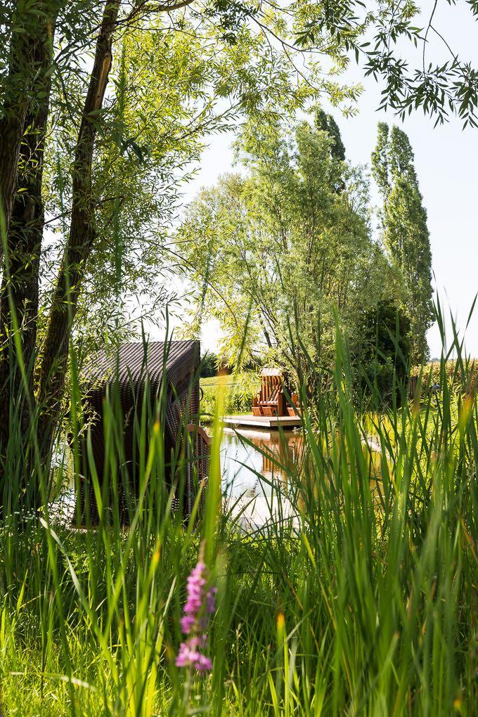 Teich Wellnessoase Der Steirerhof