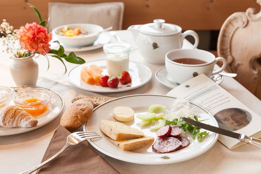 Frühstück Der Zirmerhof