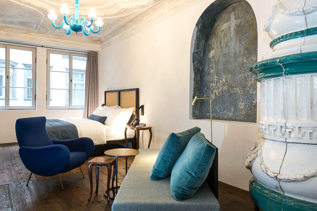 Goldenstern Suite Hotelfotografie Anneliese Kompatscher