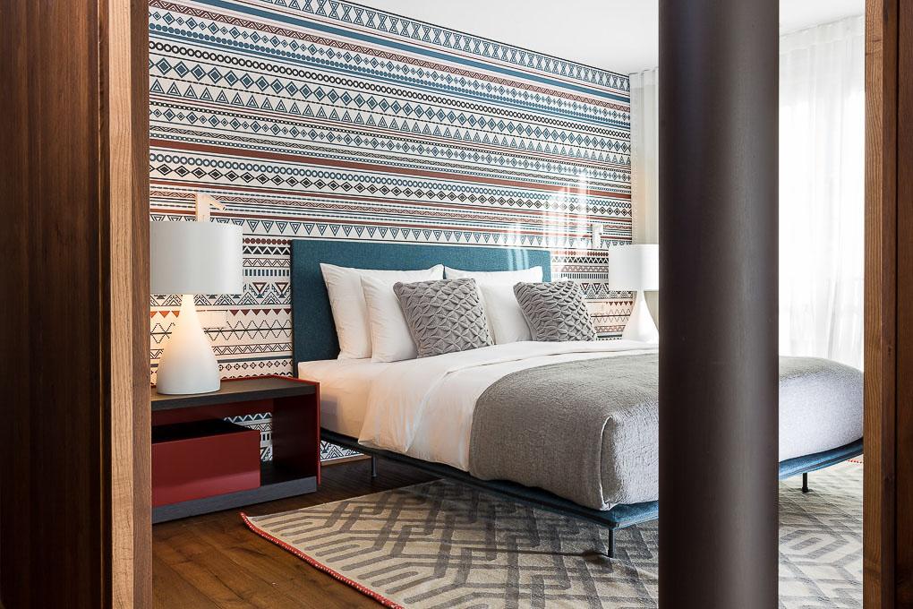 Anton Luxury Stay Bedroom